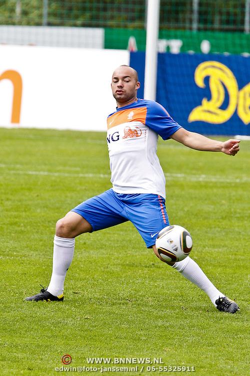 AUS/Seefeld/20100530 - Training NL Elftal WK 2010, Demi de Zeeuw
