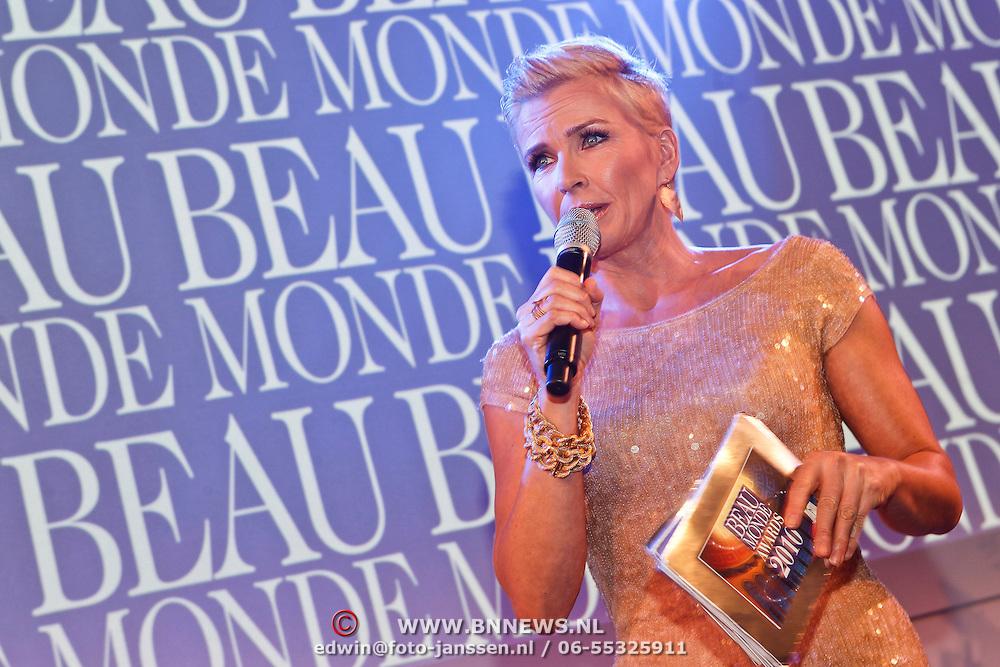 NLD/Amsterdam/20101118 - Beau Monde Awards 2010, Anita Witzier