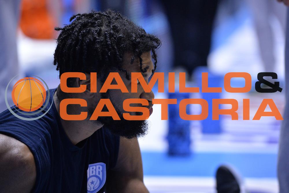 Suggs Scott<br /> Happycasa Basket Brindisi - Sidigas Avellino<br /> Legabasket serieA 2017-2018<br /> Brindisi , 15/11/2017<br /> Foto Ciamillo-Castoria/ M.Longo