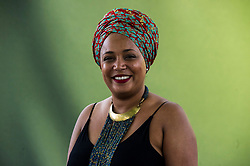 Pictured: MMaïmouna Jallow <br /> <br /> Maïmouna Jallow is a writer, journalist and producer. Most recently Maïmouna held the position of Event Director of the African Media Leaders Forum, Africa's largest gathering of media owners and leaders. She has also worked as a producer and reporter for the BBC World Service and later managed Regional Communications for Medécins Sans Frontières (MSF) in the Horn of Africa region. Maimouna has a passion for writing and is working on her first novel. She holds a master's degree in African studies from the School of Oriental and African Studies, University of London. She is fluent in English, French, Spanish and Portuguese.