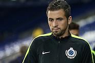 Club Brugge Training 211116