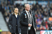 Derby County manager Steve McClaren during the EFL Sky Bet Championship match between Derby County and Sheffield Wednesday at the iPro Stadium, Derby, England on 29 October 2016. Photo by Jon Hobley.