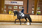 Anouk Ivits - Iris<br /> KNHS Indoorkampioenschappen 2020<br /> © DigiShots