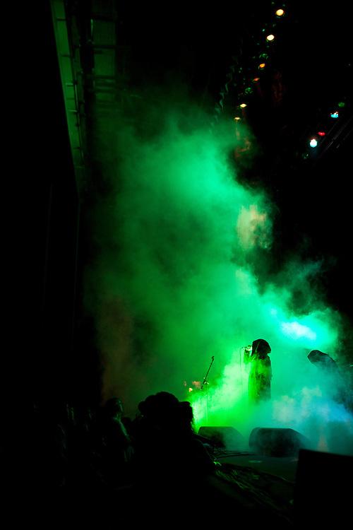 Sunn O))) Hopscotch Music Festival, Raleigh, N.C., September 8, 2012