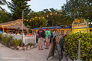 The Key Lime Bistro in Captiva Island, Florida, USA