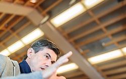 14.11.2016, Kongresszentrum, Seefeld, AUT, FIS Weltcup Ski Sprung, OeSV PK Saisonautakt, im Bild Hupo Neuper (Manager Gregor Schlierenzauer) // during a Press conference of Austrian Skiteam, OeSV Ski Jump at the Kongresszentrum in Seefeld, Austria on 2016/11/14. EXPA Pictures © 2016, PhotoCredit: EXPA/ JFK