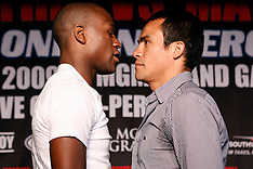 May 16, 2009: Floyd Mayweather vs Juan Manuel Marquez Press Conference