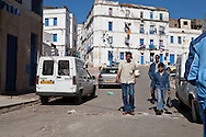 Algeria, Annaba : the old arabic area in the  city center     / Algerie Annaba.  la vielle ville arabe dans le quartier musulman  Bone  Algerie  Annaba 006