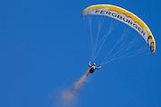 Paraglider, Queenstown, New Zealand