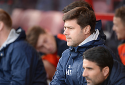 Tottenham Hotspur manager Mauricio Pochettino - Mandatory by-line: Alex James/JMP - 22/10/2016 - FOOTBALL - Vitality Stadium - Bournemouth, England - AFC Bournemouth v Tottenham Hotspur - Premier League