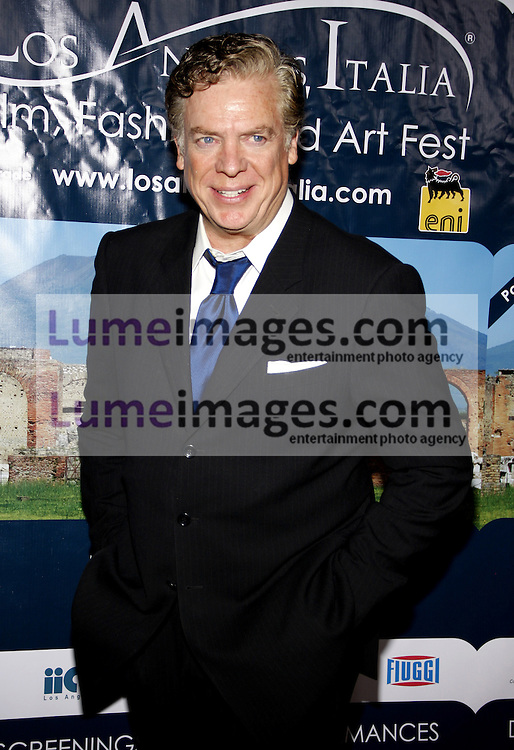 HOLLYWOOD, CA - MARCH 01, 2010: Chris McDonald at the Los Angeles premiere of 'Andrea Bocelli The Story Behind the Voice' held at the Grauman's Chinese Theater in Hollywood, USA on March 1, 2010.