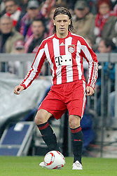 29.10.2010, Allianz Arena, Muenchen, GER, 1.FBL, FC Bayern Muenchen vs SC Freiburg, im Bild Danijel Pranjic (Bayern #23)  , EXPA Pictures © 2010, PhotoCredit: EXPA/ nph/  Straubmeier+++++ ATTENTION - OUT OF GER +++++