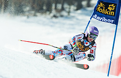 WORLEY Tessa (FRA) competes during 5th Ladies' Giant slalom at 51st Golden Fox of Audi FIS Ski World Cup 2014/15, on February 21, 2015 in Pohorje, Maribor, Slovenia. Photo by Vid Ponikvar / Sportida