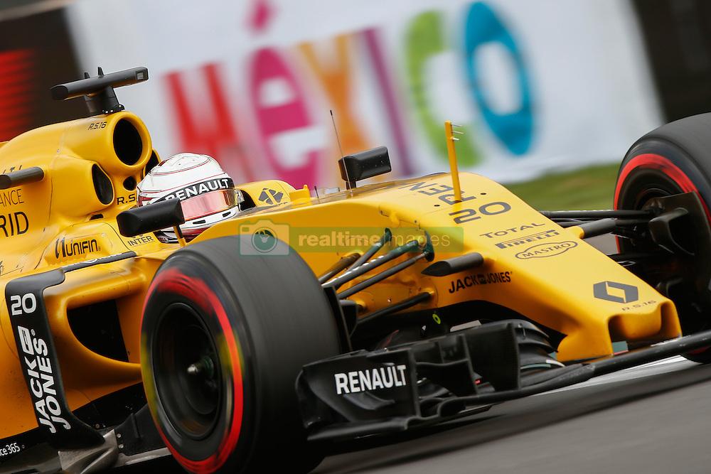 October 28, 2016 - Mexico - City, Mexico - Motorsports: FIA Formula One World Championship 2016, Grand Prix of Mexico, .#20 Kevin Magnussen (DEN, Renault Sport Formula 1 Team) (Credit Image: © Hoch Zwei via ZUMA Wire)
