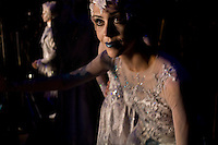 English National Ballet in rehearsal and backstage in Christopher Hampton's Snow Queen