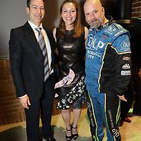 Andy and Mary Ann Srenco, Jordan Gaunce