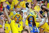Sweden v Belguim 220616