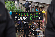vacancy squatting, Berlin 20.05.2018