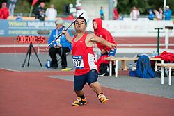 AYYILDIZ Hakan, 2014 IPC European Athletics Championships, Swansea, Wales, United Kingdom