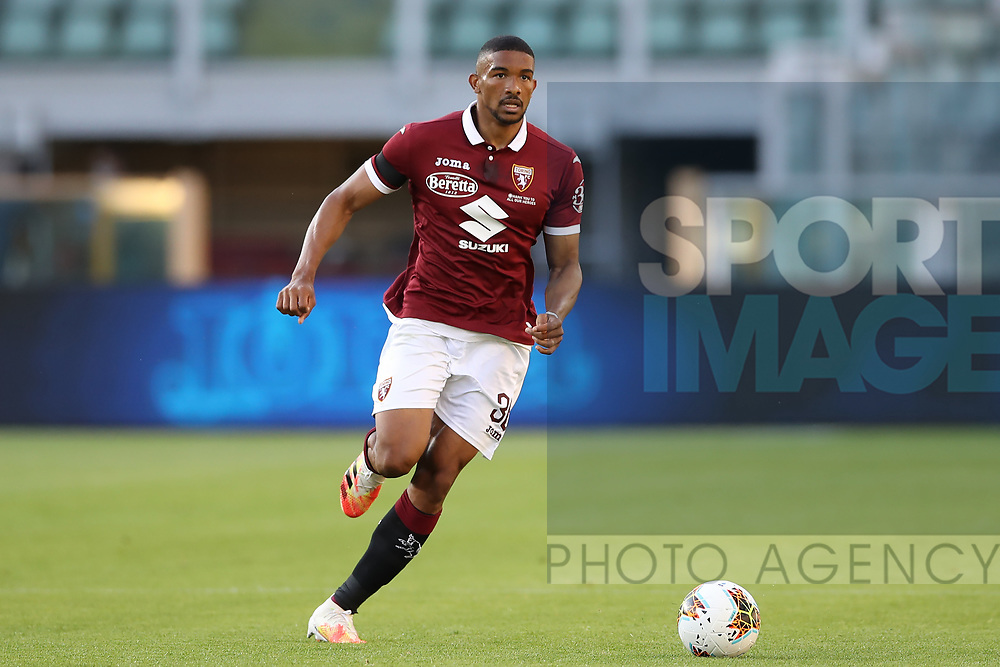 Torino FC's Brazilian defender Gleison Bremer during the Serie A match at Stadio Grande Torino, Turin. Picture date: 20th June 2020. Picture credit should read: Jonathan Moscrop/Sportimage