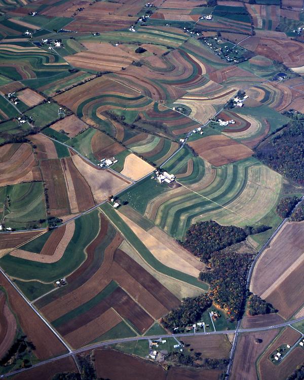 Aerial, Pennsylvania, Aerial Photograph Pennsylvania