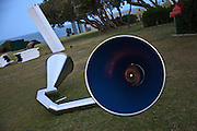 Sculpture By The Sea, Bondi, Sydney..The world's largest annual free-to-the-public outdoor sculpture exhibition, Sculpture by the Sea, Bondi  was launched today 18.10.12..the list trumpet