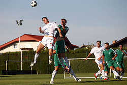 at friendly football game between NK Krsko and NK MiK CM Celje, on July 9, 2008, in Catez, Slovenia. Celje won the match 3:0. (Photo by Blaz Sunta / Sportal Images)