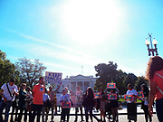 The group had just gotten word that President Donald Trump was to meet with Senators to discuss a DACA deal.<br /> <br />  They have said this from day one: We need a legislative fix to the ended DACA program -- and we refuse to compromise our families' safety for it. But that's exactly what Trump is likely to propose at the meeting.