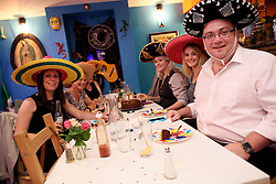 UK ENGLAND BOSTON 6SEP16 - A birthday party at the Burrito Restaurant in Boston town centre.<br /> <br /> jre/Photo by Jiri Rezac<br /> <br /> © Jiri Rezac 2016