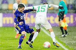 Martin Kramaric of NK Maribor during football match between NK Maribor and NK Olimpija Ljubljana in 2nd leg match in Quaterfinal of Slovenian cup 2017/2018, on November 29, 2017 in Ljudski vrt, Maribor, Slovenia. Photo by Ziga Zupan / Sportida