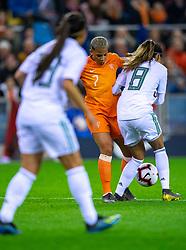05-04-2019 NED: Netherlands - Mexico, Arnhem<br /> Friendly match in GelreDome Arnhem. Netherlands win 2-0 / Shanice van de Sanden #7 of The Netherlands