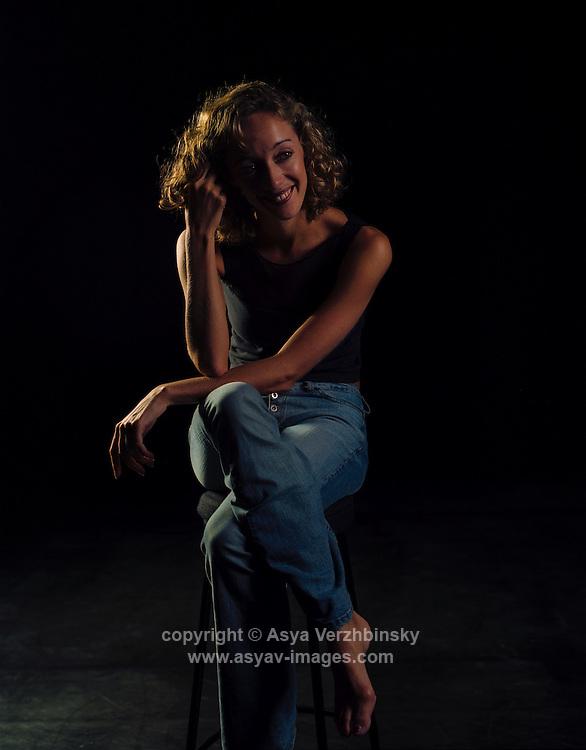 Choreographer Cathy Marston