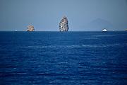 Aeolian islands in southern Italy on Tyrrhenian Sea Photo Piotr Gesicki