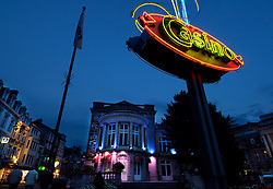 SPA, BELGIUM - AUGUST-14-2005 -  The Grand Casino in Spa is the worlds oldest casino. (Photo © Jock Fistick)