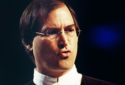 San Francisco - Macworld Expo - keynote speech. Steve Jobs