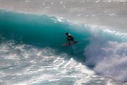 Surfing, Honolua Bay, Kapalua, Maui, Hawaii