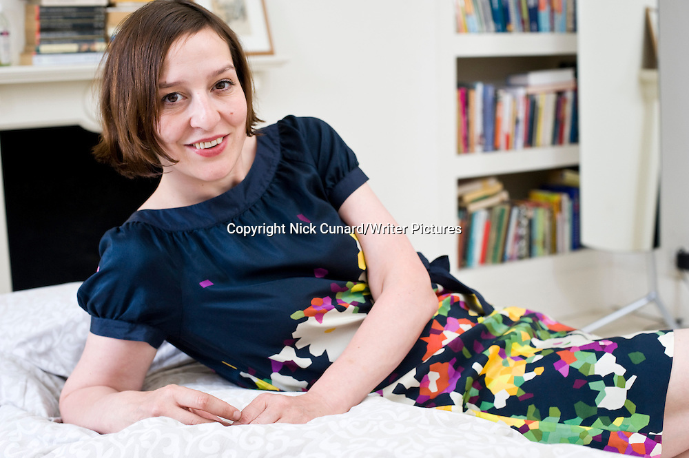 UK writer and columnist Zoe Williams - new book on parenthood 'Bring it On Baby' Guardian Books published July 2010. Photo: 16/07/2010. <br /> <br /> <br /> copyright Nick Cunard/Writer Pictures<br /> contact +44 (0)20 822 41564<br /> info@writerpictures.com<br /> www.writerpictures.com