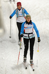 31-01-2016 DUI: Training BvdGF voor de Vasaloppet, Oberhof<br /> Vandaag begon de laatste Vasaloppet training in Oberhof. 26 deelnemers gaan begin maart de 90 km lange Vasaloppet langlaufen.