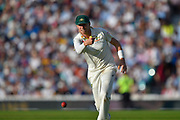 Peter Siddle of Australia during the 5th International Test Match 2019 match between England and Australia at the Oval, London, United Kingdom on 14 September 2019.