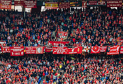 18.05.2016, St. Jakob Park, Basel, SUI, UEFA EL, FC Liverpool vs Sevilla FC, Finale, im Bild Liverpool Fans // Liverpool Supporters during the Final Match of the UEFA Europaleague between FC Liverpool and Sevilla FC at the St. Jakob Park in Basel, Switzerland on 2016/05/18. EXPA Pictures © 2016, PhotoCredit: EXPA/ JFK