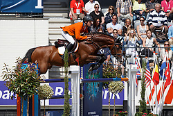 Greve Willem, (NED), Carambole N.O.P. <br /> Furusiyya FEI Nations Cup presented by Longines<br /> CHIO Rotterdam 2016<br /> © Hippo Foto - Dirk Caremans<br /> 24/06/16
