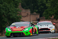 Phil Keen (GBR) / Jon Minshaw (GBR)  #33 Barwell Motorsport  Lamborghini Huracan GT3  Lamborghini 5.2L V10 British GT Championship at Oulton Park, Little Budworth, Cheshire, United Kingdom. May 28 2016. World Copyright Peter Taylor/PSP.