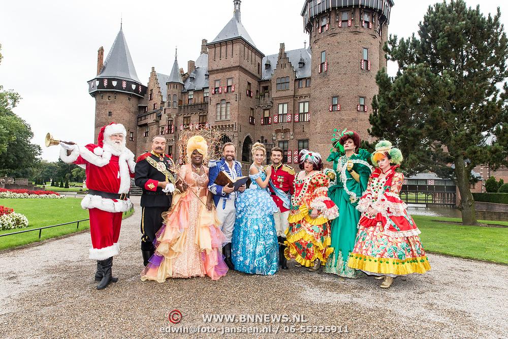 NLD/Utrecht/20180912 - Cast presentatie The Christmas Show 2018, Cast 2018