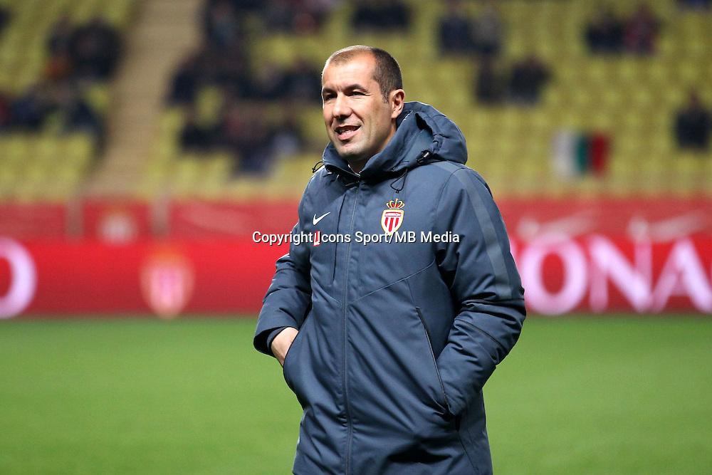 Leonardo JARDIM - 13.03.2015 -   Monaco / Bastia -  29eme journee de Ligue 1 <br />Photo : Serge Haouzi / Icon Sport