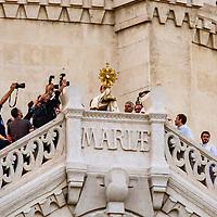 Bénédiction de Lyon pendant la cérémonie du voeu des Echevins
