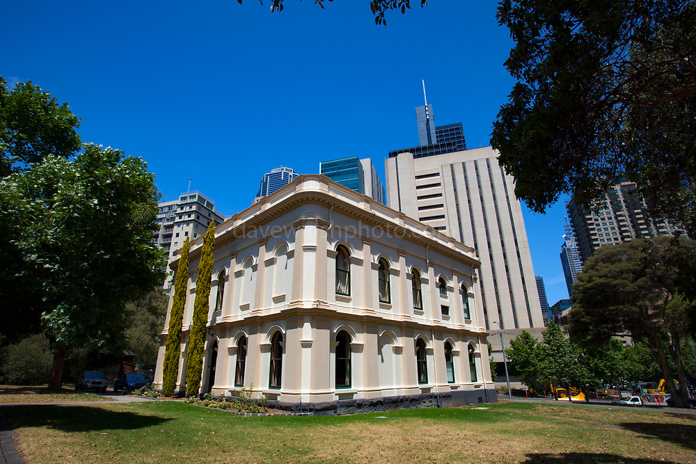 Headquarters of the Royal Society of Victoria, Melbourne