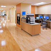 Sutter Hospital Downtown Pre Op Wing Healthcare Infrastructure - Architectural Example of Chip Allen Photography.