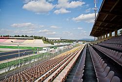 19.09.2010, Hockenheimring, Hockenheim, GER, IDM, Internationale Deutsche Motorradmeisterschaft, im Bild Hockenheim Motodrom, EXPA Pictures © 2010, PhotoCredit: EXPA/ P. Rinderer