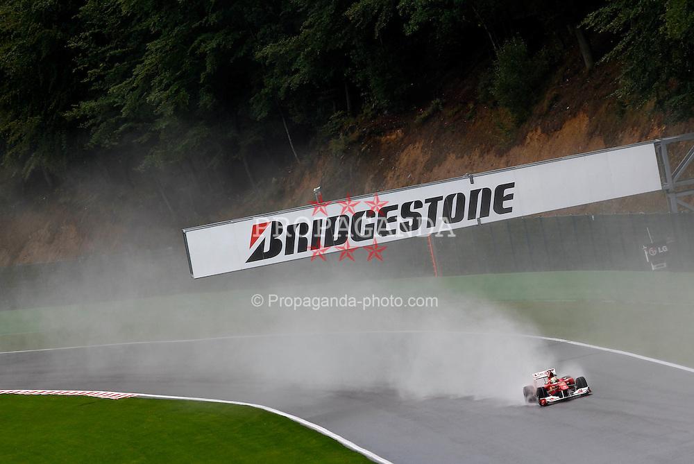 Motorsports / Formula 1: World Championship 2010, GP of Belgium, 07 Felipe Massa (BRA, Scuderia Ferrari Marlboro),