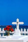 Oceanfront cemetery, San Pedro, Ambergris Caye, BelizeOceanfront cemetery, San Pedro, Ambergris Caye, BelizeOceanfront cemetery, San Pedro, Ambergris Caye, Belize
